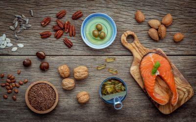 Aliments riches en omégas 3 : les anti douleurs naturels à ajouter dans vos assiettes